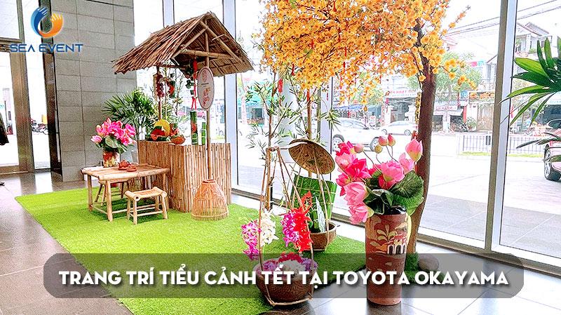 trang-tri-tieu-canh-tet-tai-toyota-okayama-pham-hung